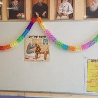 Siyoum de la Paracha Toldot en Kitah Beth Heder