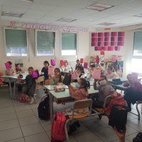 Khaf Beth Chvat 5781 à l'école