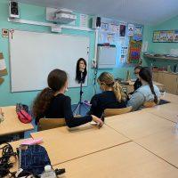 💇🏽♀️💇🏼♀️ Atelier coiffure en classe Ulis Filles