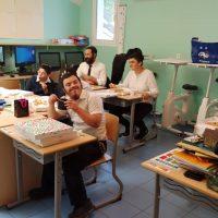 Pizza Party pour dernier jour de classe en ULIS